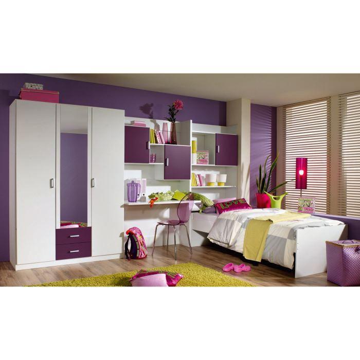 chambre enfant compl te cindy avec tiroir lit achat