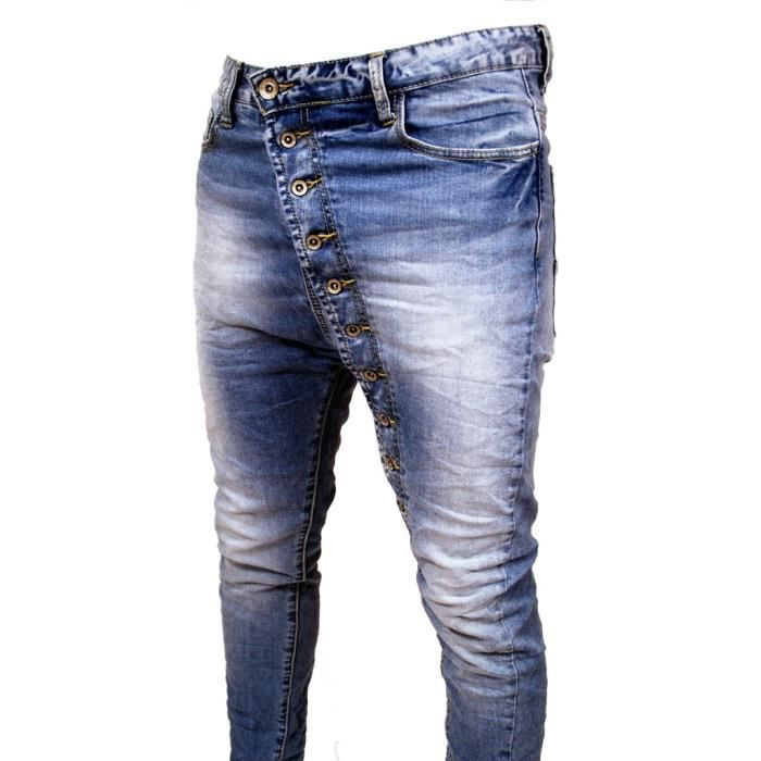 sarouel jean homme men neuf toute taille bleu achat vente jeans sarouel jean homme men neuf. Black Bedroom Furniture Sets. Home Design Ideas