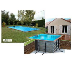 Piscine rigide achat vente piscine rigide pas cher for Piscine waterclip