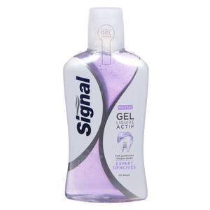 SIGNAL Bain de Bouche Gel Liquide Actif Expert Gencives - 500 ml