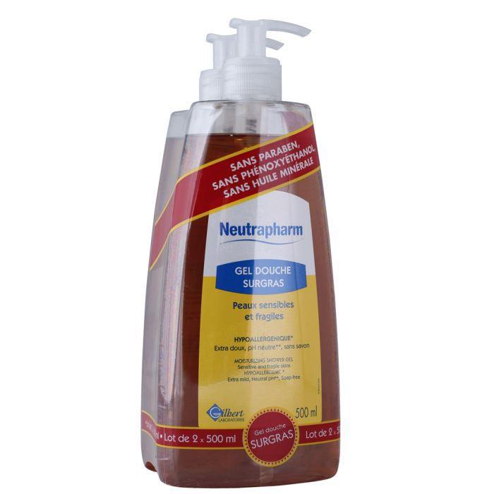 Neutrapharm gel douche surgras achat vente gel creme douche neutrapharm gel douche - Neutrapharm gel douche surgras ...