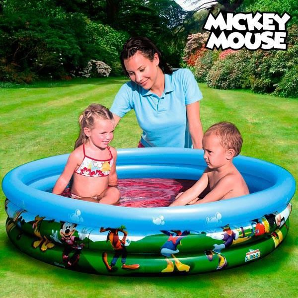 Piscine gonflable mickey mouse club house achat vente pataugeoire cdisc - Piscine gonflable cdiscount ...