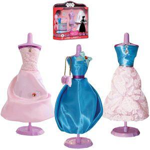 KIT OUVRAGE COUTURE Harumika Rêve de Princesse