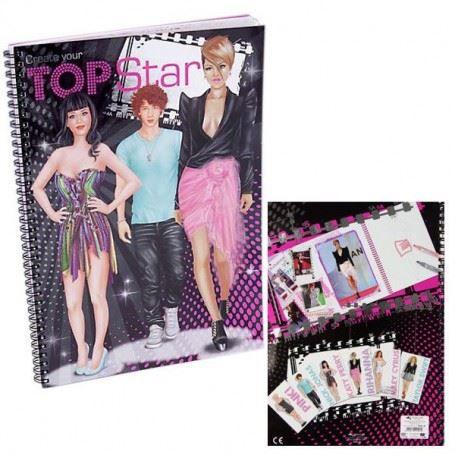 Coloriage top model album colorier achat vente - Album de coloriage top model ...