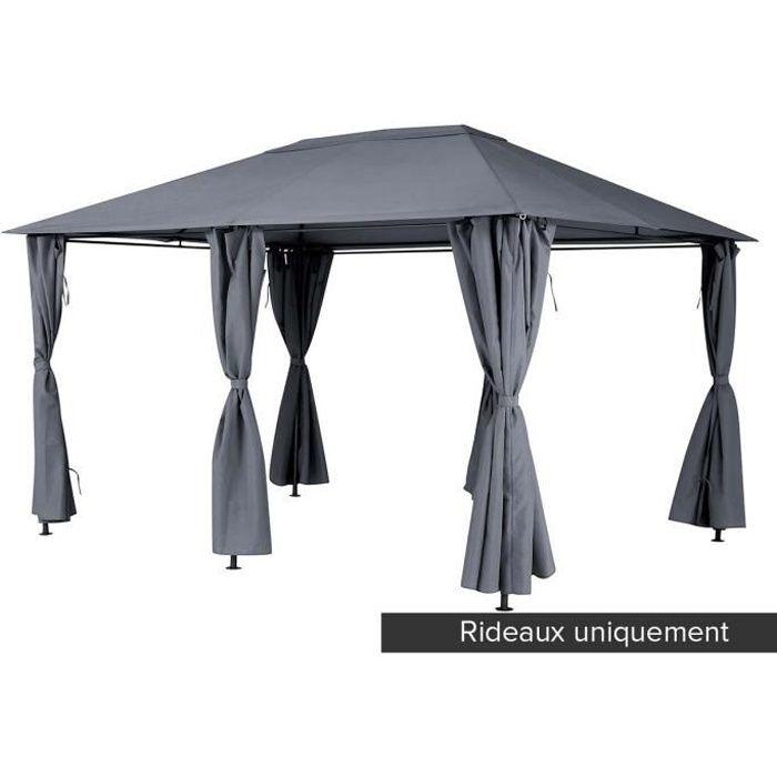 rideaux pour tonnelle achat vente rideaux pour. Black Bedroom Furniture Sets. Home Design Ideas