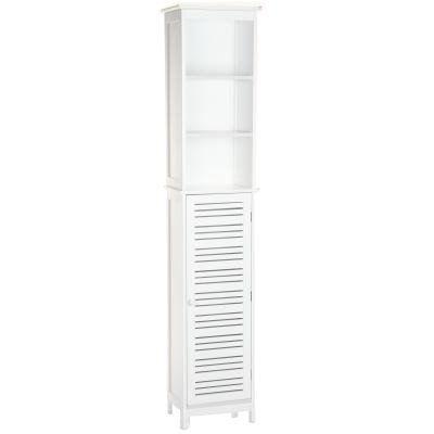Colonne salle de bain blanc achat vente colonne salle for Ikea colonne salle de bain
