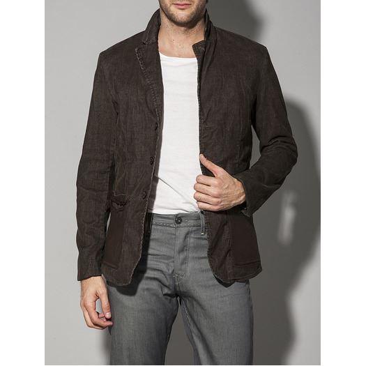 veste en velours c tel 39 peak 39 marron fonce achat vente veste veste en velours c tel 39 pe. Black Bedroom Furniture Sets. Home Design Ideas
