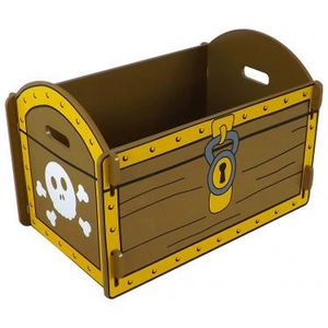 coffre a jouets pirates achat vente coffre a jouets pirates pas cher soldes cdiscount. Black Bedroom Furniture Sets. Home Design Ideas