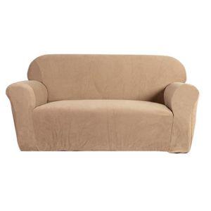 housse de canape 3 place achat vente housse de canape 3 place pas cher cdiscount. Black Bedroom Furniture Sets. Home Design Ideas