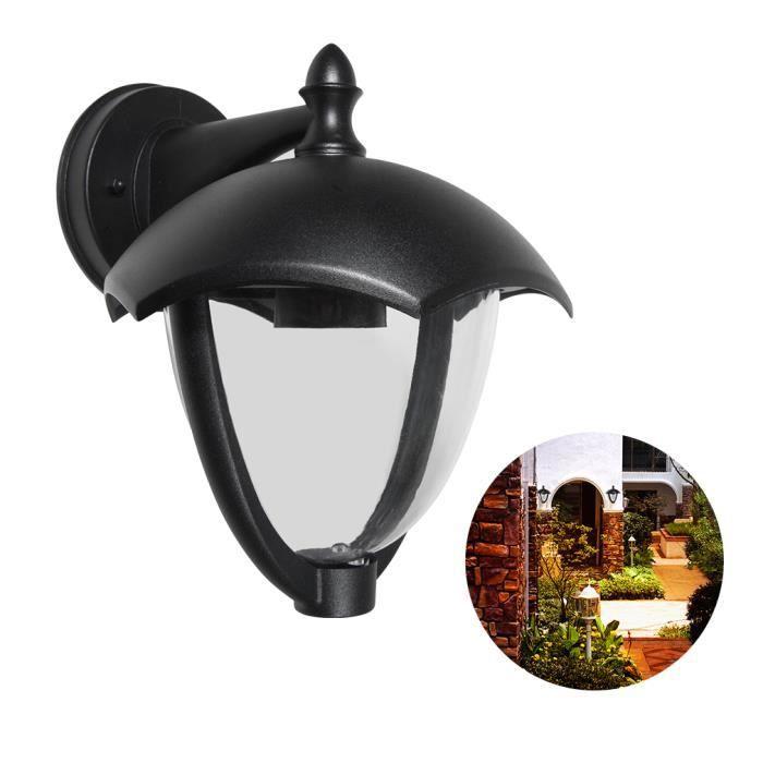 J c abat jour tanche applique lanterne cage de lampe for Applique exterieur etanche