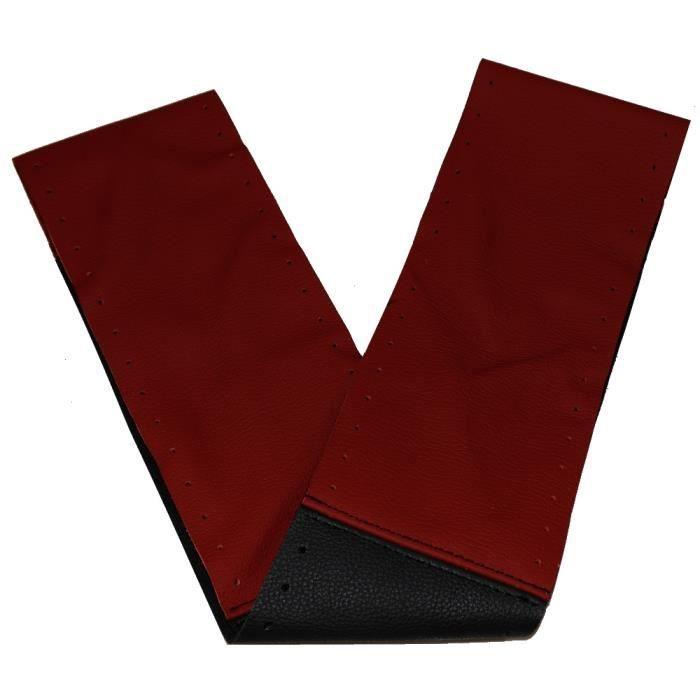 couvre volant coudre en cuir v ritable achat vente couvre volant couvre volant coudre en. Black Bedroom Furniture Sets. Home Design Ideas