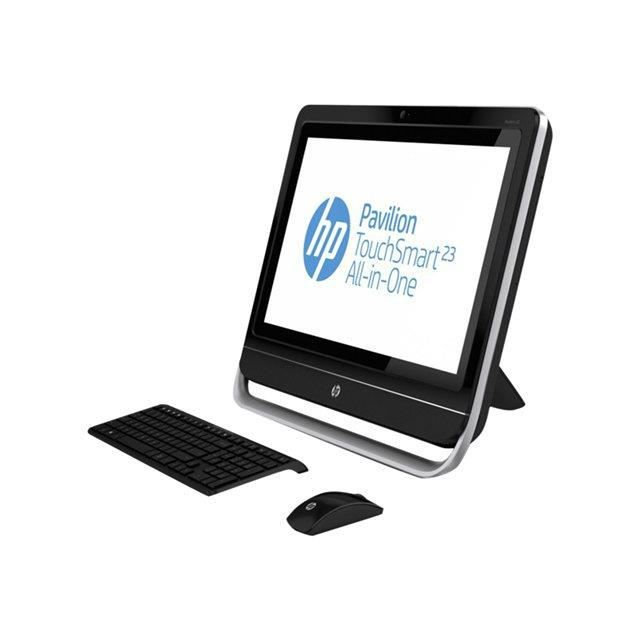 hp pavilion 23 f210 all in one tactile achat vente. Black Bedroom Furniture Sets. Home Design Ideas