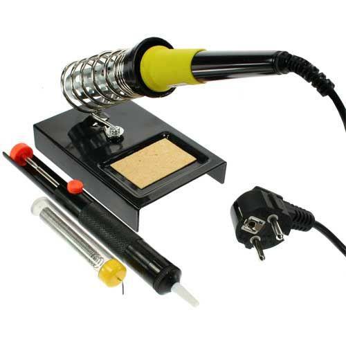 inline kit fer souder 30w 230v achat vente fer poste a souder soldes cdiscount. Black Bedroom Furniture Sets. Home Design Ideas