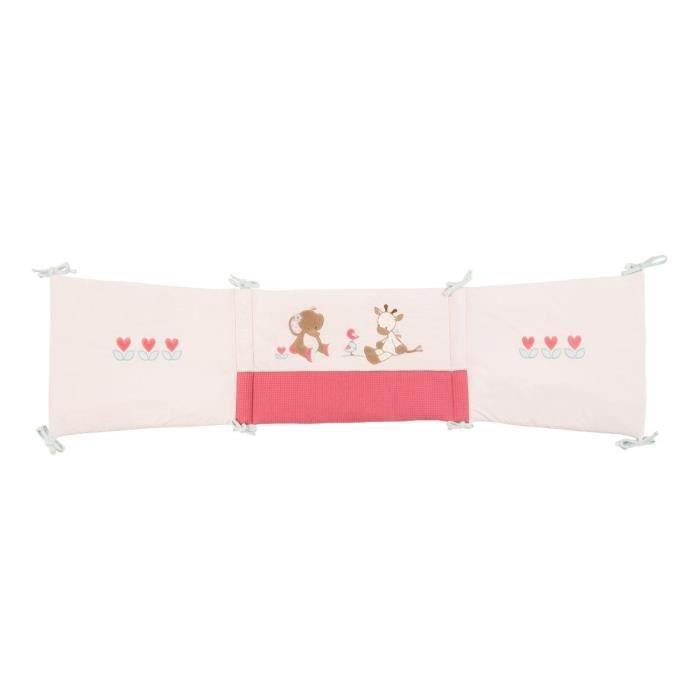 nattou tour de lit achat vente tour de lit b b 5414673655408 les soldes sur cdiscount. Black Bedroom Furniture Sets. Home Design Ideas