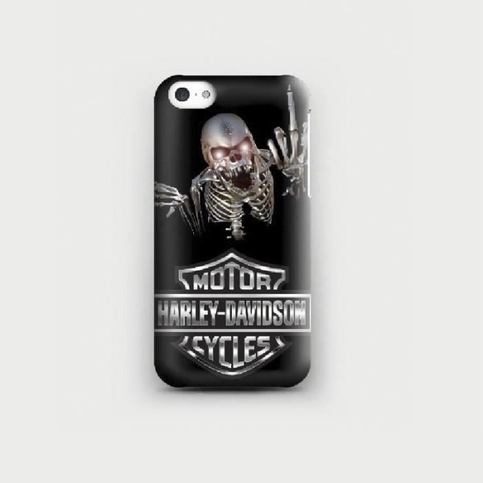 coque iphone 5c harley davidson sp cial edition achat vente coque iphone 5c harley davi. Black Bedroom Furniture Sets. Home Design Ideas