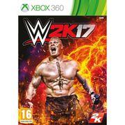 JEUX XBOX 360 WWE 2K17 Jeu Xbox 360