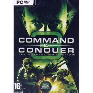 JEU PC COMMAND AND CONQUER 3