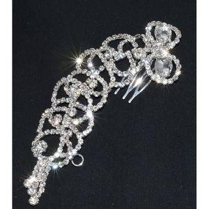 peigne bijoux cheveux achat vente peigne bijoux. Black Bedroom Furniture Sets. Home Design Ideas