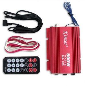 AMPLI HOME CINÉMA Amplificateur Ampli Pour Haut Parleur 2 Canaux 500