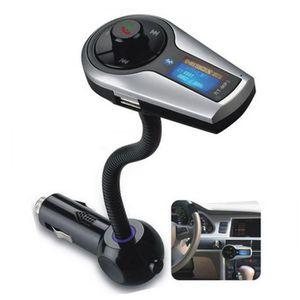 TRANSMETTEUR FM Auto Kit mains libres Bluetooth FM Transmetteur