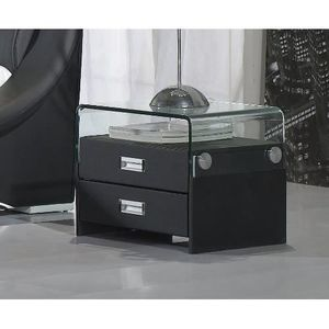 chevet suspendu achat vente chevet suspendu pas cher soldes cdiscount. Black Bedroom Furniture Sets. Home Design Ideas
