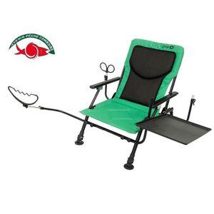 SIÈGE DE PÊCHE Pack chaise feeder Team Luxe Sensas