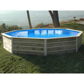 Kit piscine hors sol bois water clip kid oslas achat vente piscine - Piscine hors sol cdiscount ...