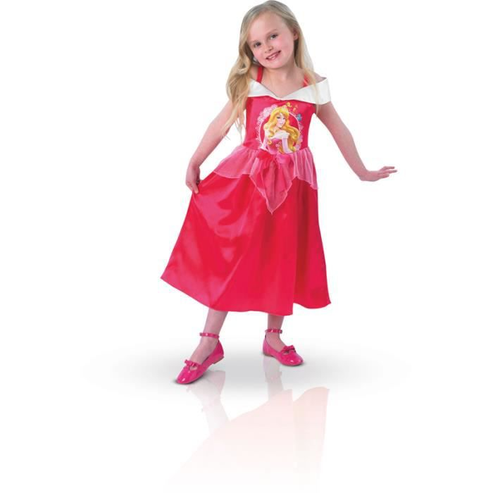 Deguisement enfant disney princesse aurore 7 8 ans achat vente d guisement panoplie - Deguisement princesse aurore ...