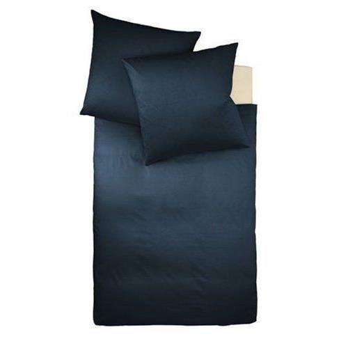 fleuresse housse de couette 200x220 cm bl achat. Black Bedroom Furniture Sets. Home Design Ideas