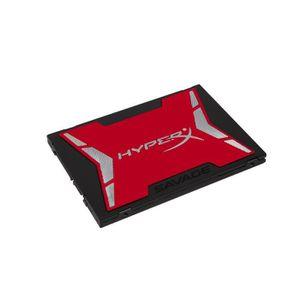 HyperX SSD SAVAGE 240GB SATA 3 SHSS37A/240G