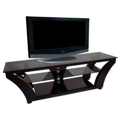 Kaorka k40 black achat vente meuble tv kaorka k40 for Meuble tv kaorka
