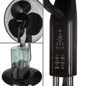 ventilateur brumisateur achat vente ventilateur. Black Bedroom Furniture Sets. Home Design Ideas