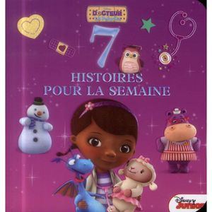 Livre 3-6 ANS Docteur La Peluche