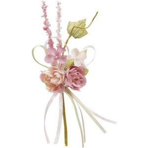 bouquet mini rose artificielle fleur achat vente bouquet mini rose artificielle fleur pas. Black Bedroom Furniture Sets. Home Design Ideas