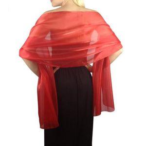 etole rouge achat vente etole rouge pas cher cdiscount. Black Bedroom Furniture Sets. Home Design Ideas
