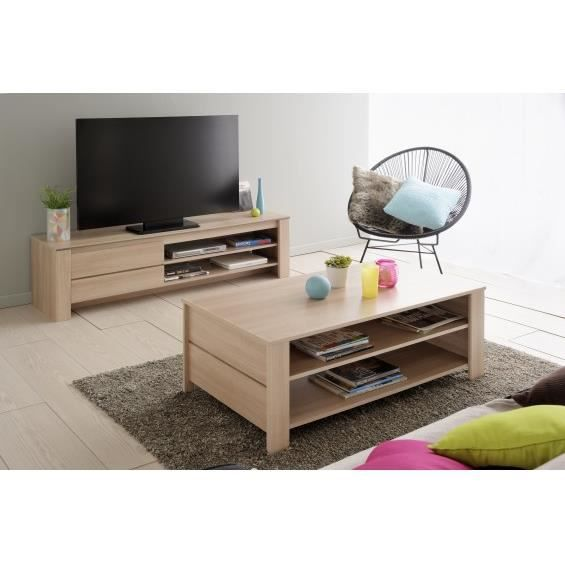 zara table basse meuble tv achat vente salon. Black Bedroom Furniture Sets. Home Design Ideas
