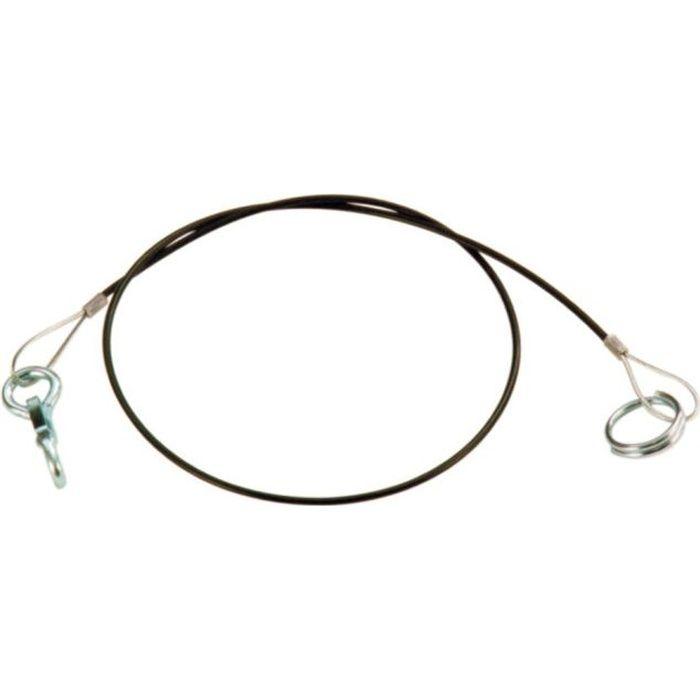 cable s curit pour remorque achat vente attelage cable s curit cdiscount. Black Bedroom Furniture Sets. Home Design Ideas