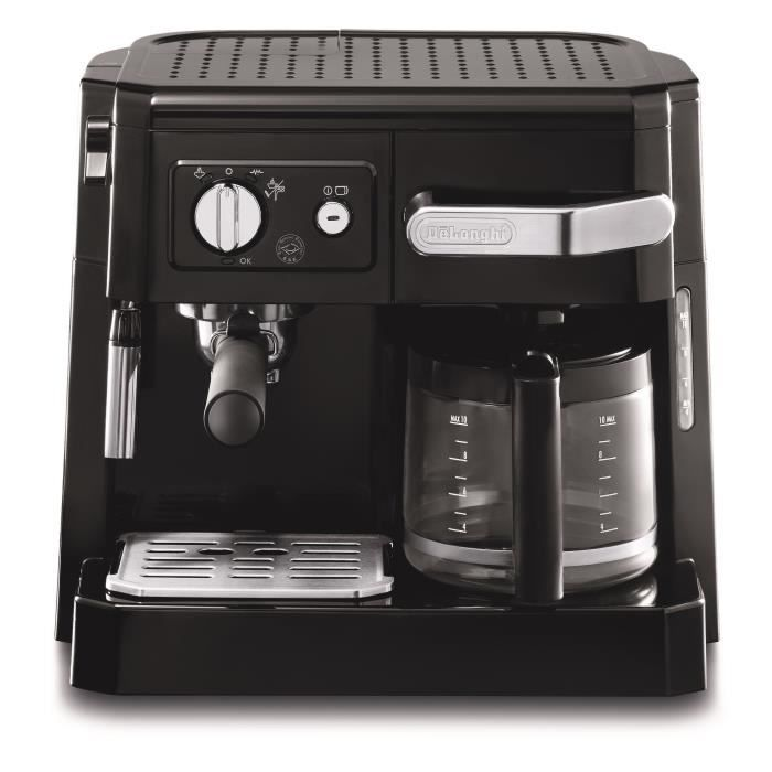 delonghi bco 410 achat vente machine expresso cdiscount. Black Bedroom Furniture Sets. Home Design Ideas