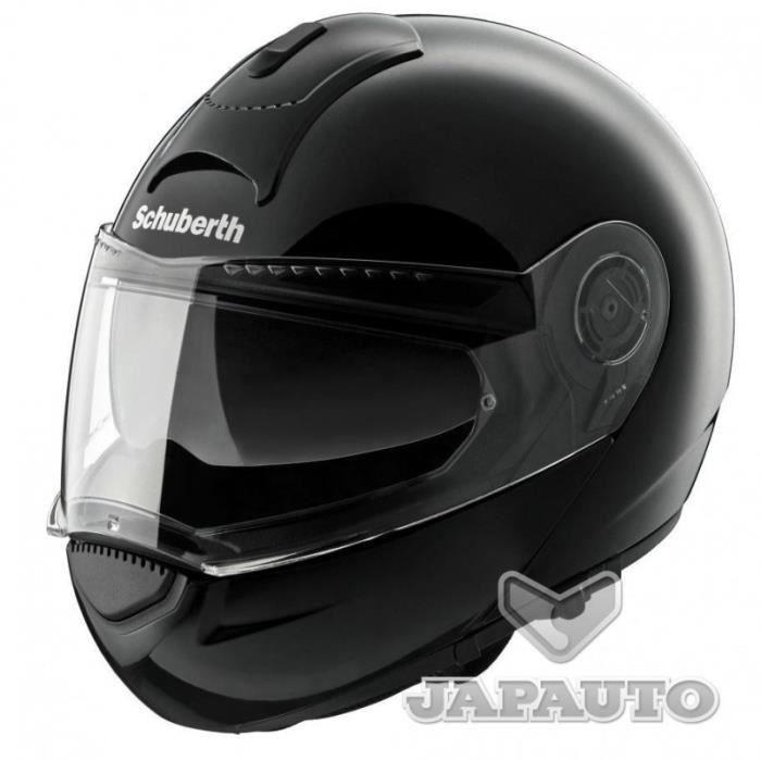 casque schuberth c3 pro noir achat vente casque moto scooter casque schuberth c3 pro noir. Black Bedroom Furniture Sets. Home Design Ideas