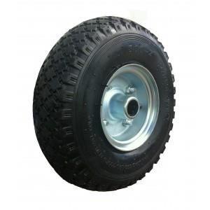 roue de diable 260x85 axe de 20 mm achat vente accessoire chariot frein porte pieces. Black Bedroom Furniture Sets. Home Design Ideas
