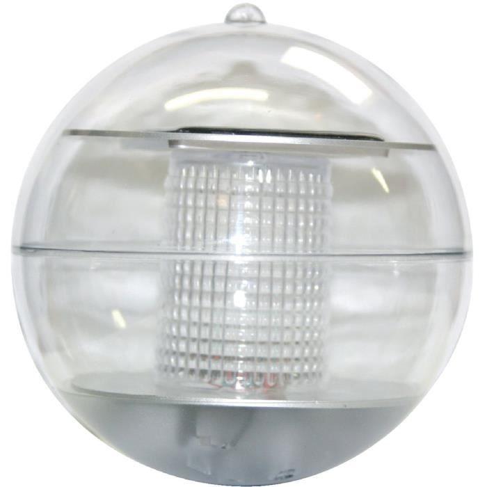 Boule solaire xanlite achat vente boule solaire for Lampe solaire exterieur xanlite