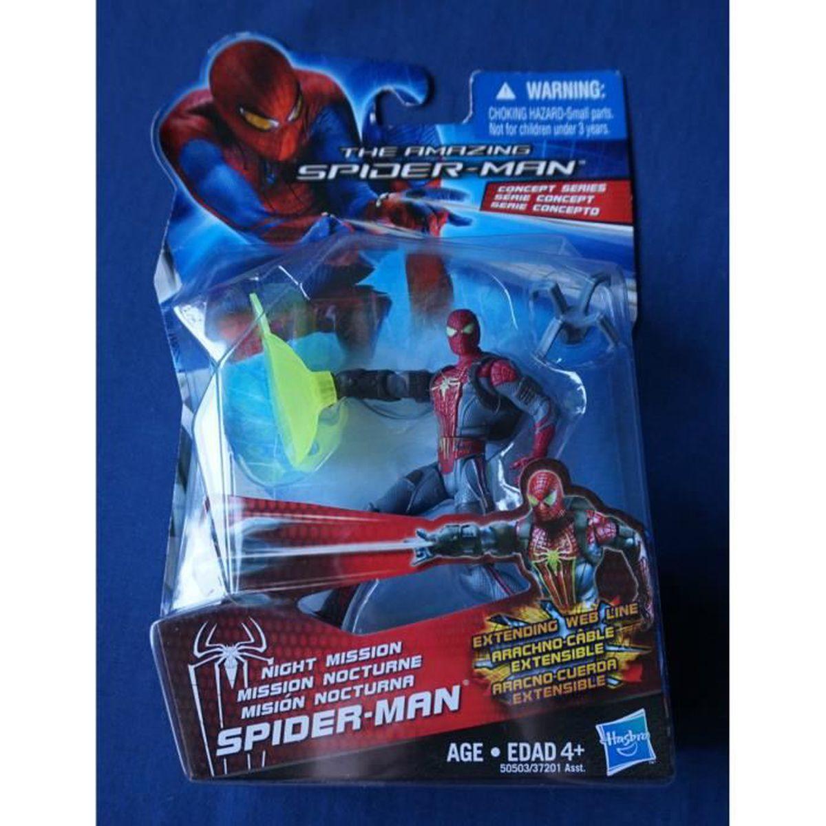Lance toile spiderman achat vente jeux et jouets pas chers - Jouet spiderman pas cher ...