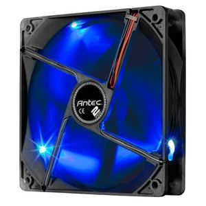 VENTILATION  Antec ventilateur TwoCool 120 Bleue
