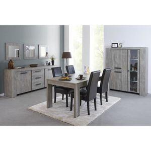 table a manger vitrine achat vente table a manger. Black Bedroom Furniture Sets. Home Design Ideas
