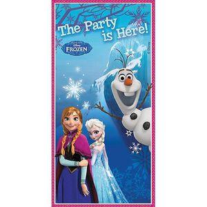 La reine des neiges decoration achat vente la reine for Decoration porte reine des neiges