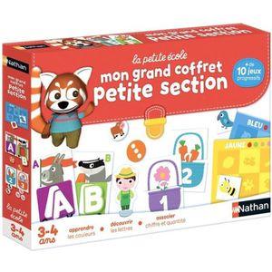 TABLE JOUET D'ACTIVITÉ Nathan Grand Coffret Petite Section
