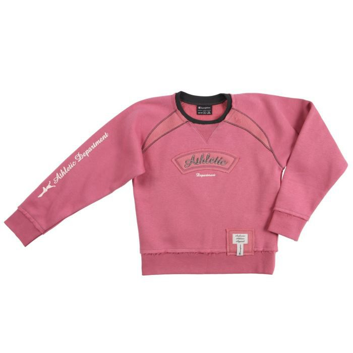 champion sweat fille vieux rose achat vente sweatshirt champion sweat fille cdiscount. Black Bedroom Furniture Sets. Home Design Ideas