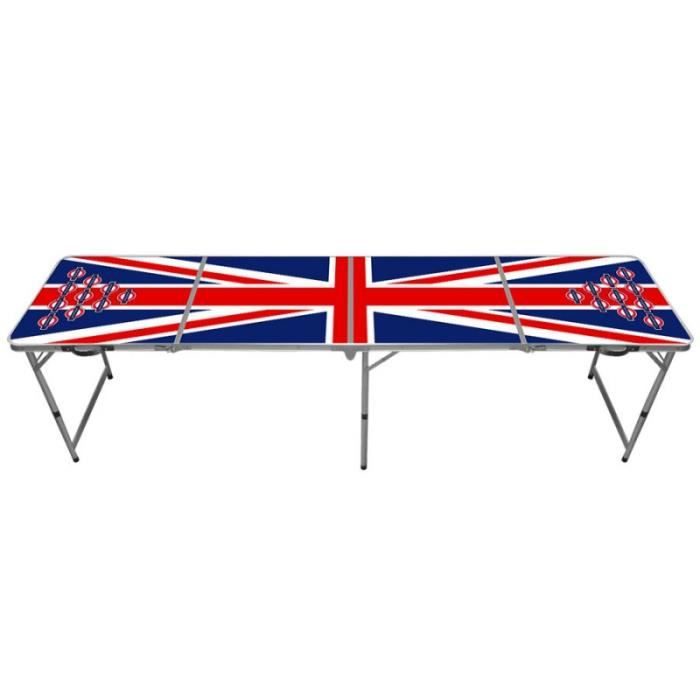 Table beer pong uk table biere pong achat vente table - Fabriquer une table de beer pong ...