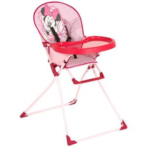 CHAISE HAUTE  DISNEY Baby Chaise Haute Mac Baby Minnie