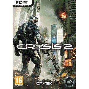 JEU PC Crysis 2 (PC DVD) [UK IMPORT]